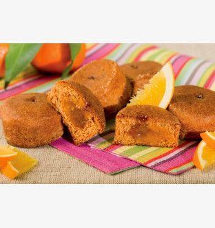 Nonnettes au miel et à l'orange