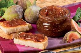 Confiture extra de figues de Provence